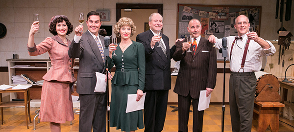 The Critics Loved It 39 S A Wonderful Life A Live Radio Play Washington Stage Guild